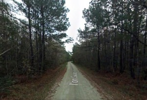The course, on I'on Swamp Road.  Not making that up.